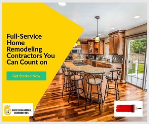 Leaders In renovation and remodelling services